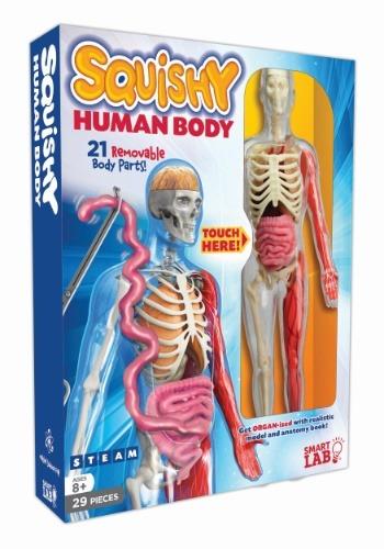 Toys: SmartLab Squishy Human Body