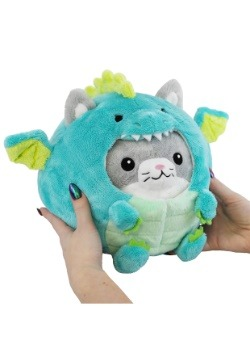 """Kitty in Dragon 7"""" Plush"""