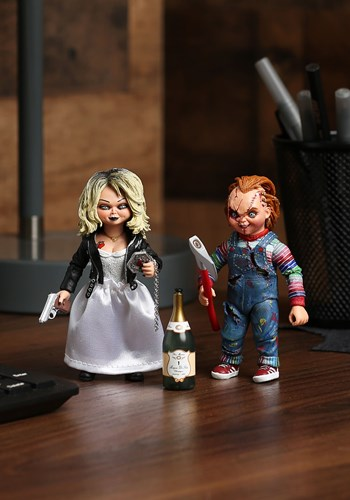 """Chucky & Tiffany 7"""" Scale Action Figure 2-Pack"""