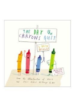 Day the Crayons Quit Children's Book