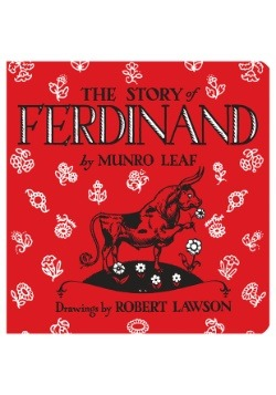The Story of Ferdinand Book by Murno Leaf