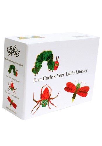 Eric Carle's Very Little Library Book Set