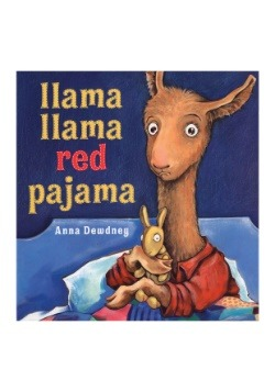 Llama Llama Red Pajama Children's Book