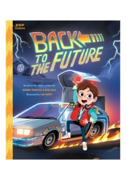 Back to the Future: Pop Classic- Picture Book