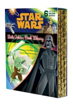Star Wars Little Golden Book Library Box Set