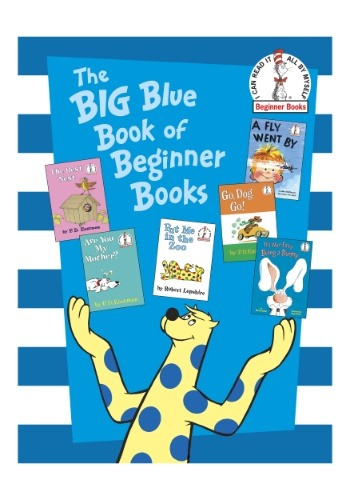 Big Blue Book of Beginner Books