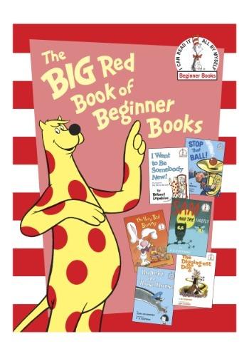 Big Red Book of Beginner Books