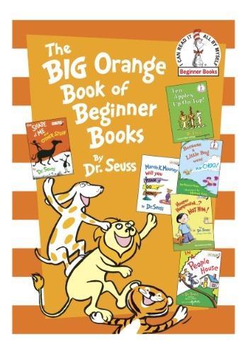 Big Orange Book of Beginner Books