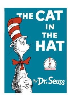 The Cat in the Hat by Dr. Seuss Hardcover