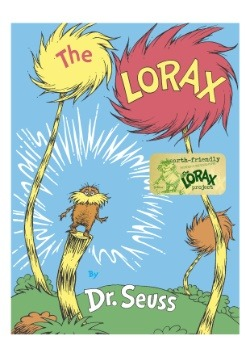The Lorax by Dr. Seuss Hardcover