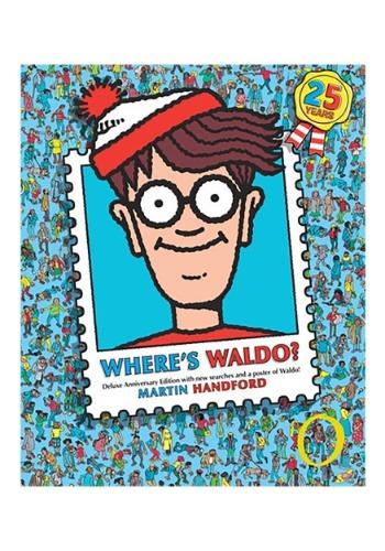 Where's Waldo? Deluxe Edition Hardcover