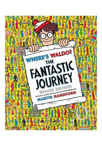 Where's Waldo?The Fantastic Journey Deluxe Edition Hardcover