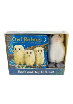 Owl Babies Book and Toy Set