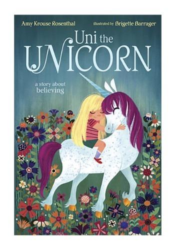 Uni the Unicorn Picture Book