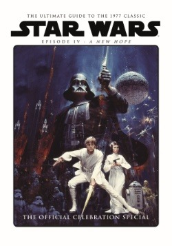 Star Wars: A New Hope Official Celebration Special Hardcover