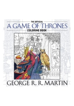 Official: A Game of Thrones Coloring Book