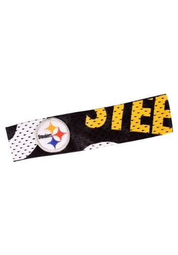 NFL Pittsburgh Steelers Jersey FanBand Headband