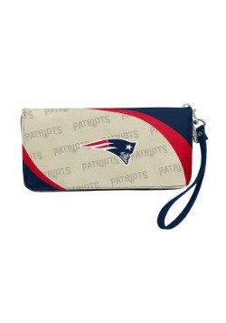 NFL New England Patriots Curve Organizer Wallet