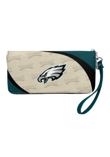 NFL Philadelphia Eagles Curve Organizer Wallet