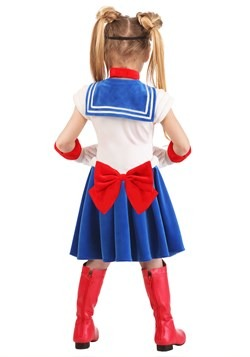 Girl's Toddler Sailor Moon Costume 2