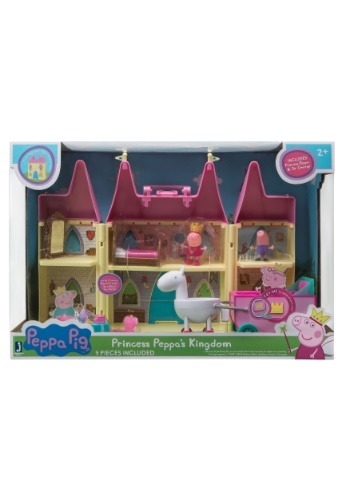 Peppa Pig Princess Kingdom Playset