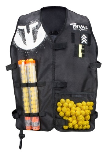 NERF Rival Tactical Vest update