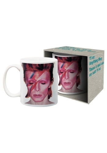 David Bowie: Aladdin Sane- 11oz Boxed Mug