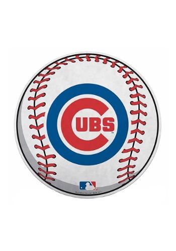 Chicago Cubs MLB Die Cut Baseball Pennant