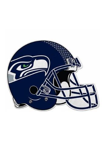 NFL Seattle Seahawks Die Cut Helmet Pennant
