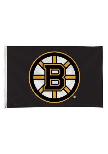 Boston NHL Bruins 3' x 5' Banner Flag