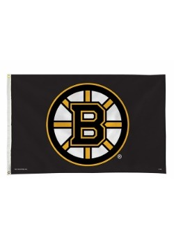 Boston NHL Bruins 3' x 5' Banner Flag