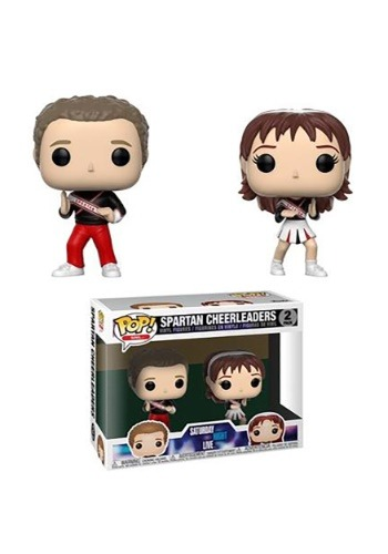 Pop! TV: SNL - 2 Pack- Spartan Cheerleaders