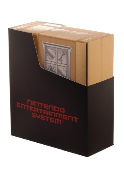 Legend of Zelda Hat, Wallet and Enamel Pin Gift Box Set