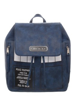 Mini Dr. Who Backpack