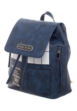 Mini Dr. Who Backpack alt 2