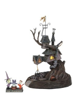 Lock, Shock & Barrel Treehouse Figurine Set
