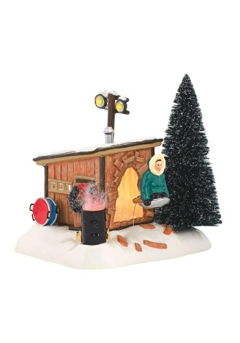 Christmas Vacation Griswold Sled Shack
