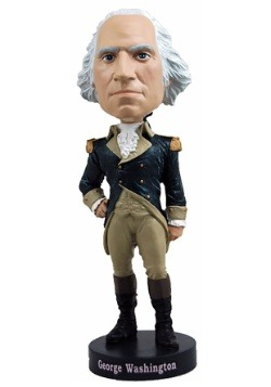 George Washington Bobblehead
