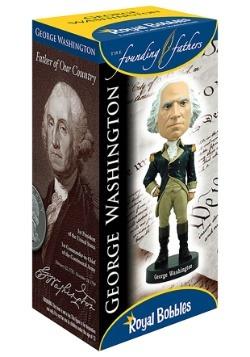 George Washington Bobblehead Alt 1