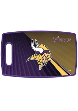 "NFL Minnesota Vikings 14.5"" x 9"" Cutting Board Update1"