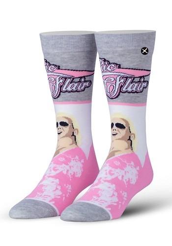 Adult Odd Sox WWE 'Flair Flourish' Ric Flair Knit Socks
