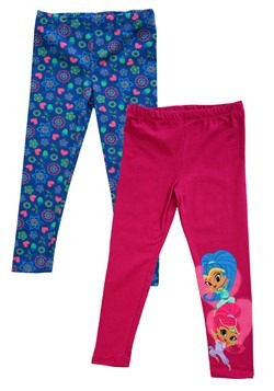 2 Pack of Shimmer & Shine Girl's Jogger Pants