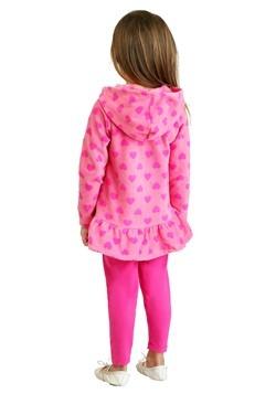 Disney Princess Heart Fleece Top & Legging Set Alt1