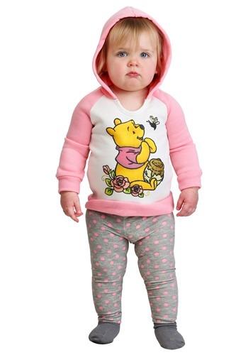 Winnie the Pooh Honey Hoodie & Leggings Set