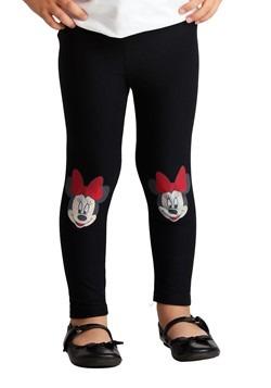 2 Pack Minnie Mouse Girl's Leggings Alt1