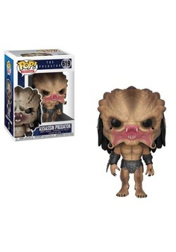 Pop! Movies: The Predator- Assassin Predator