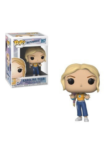 Pop! Marvel: Runaways - Karolina