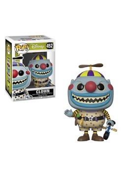 Pop! Disney: Clown- Nightmare Before Christmas