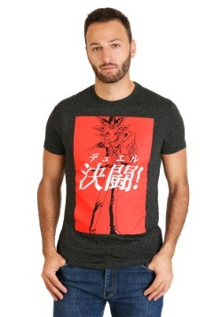 Yu-Gi-Oh! Black Splatter Men's T-Shirt