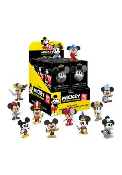 Mini Vinyl Figures: Disney- Mickey's 90th